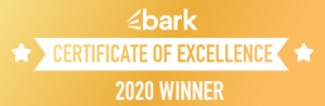 Bark Certificate of Excellence - Protect Pest Control, Sussex